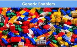 Generic Enablers - Building blocks