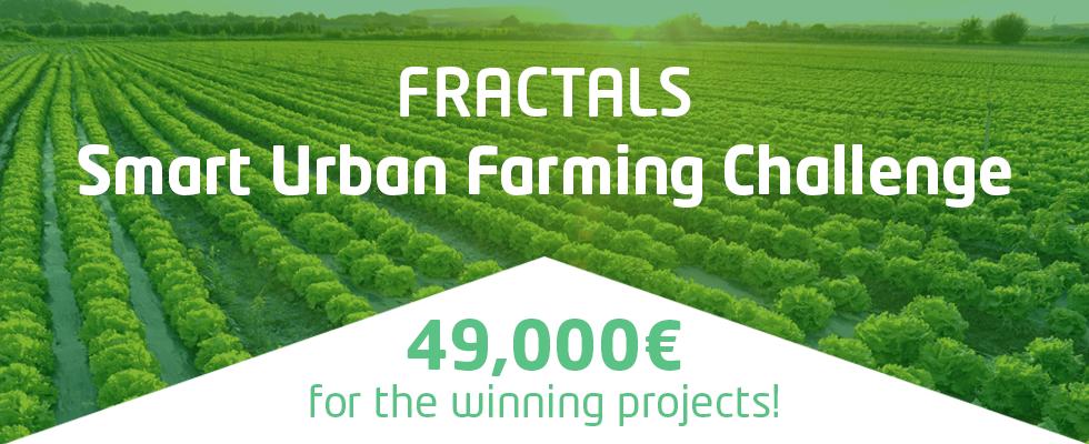 Fractal Urban Farming