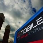 A sign reading 'Mobile World Congress' is pictured a day before the opening of the 3GSM World congress in Barcelona, on February 14, 2010. The 2010 Mobile World Congress will be held 15-18 February, in Barcelona. AFP PHOTO/JOSEP LAGO (Photo credit should read JOSEP LAGO/AFP/Getty Images)