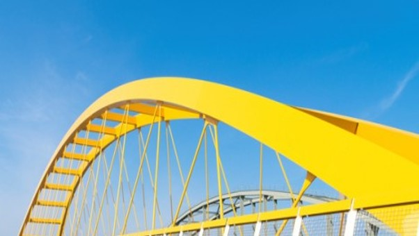 utrecht yellow bridge
