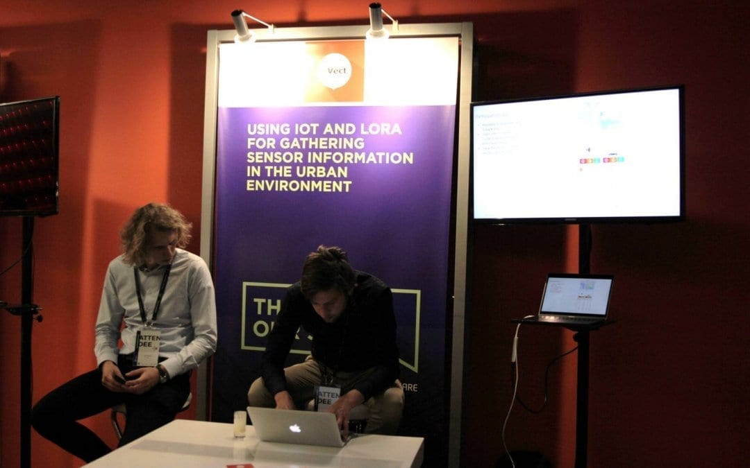 Powered by FIWARE Smart Solutions at the 2nd FIWARE Summit (Part 2)