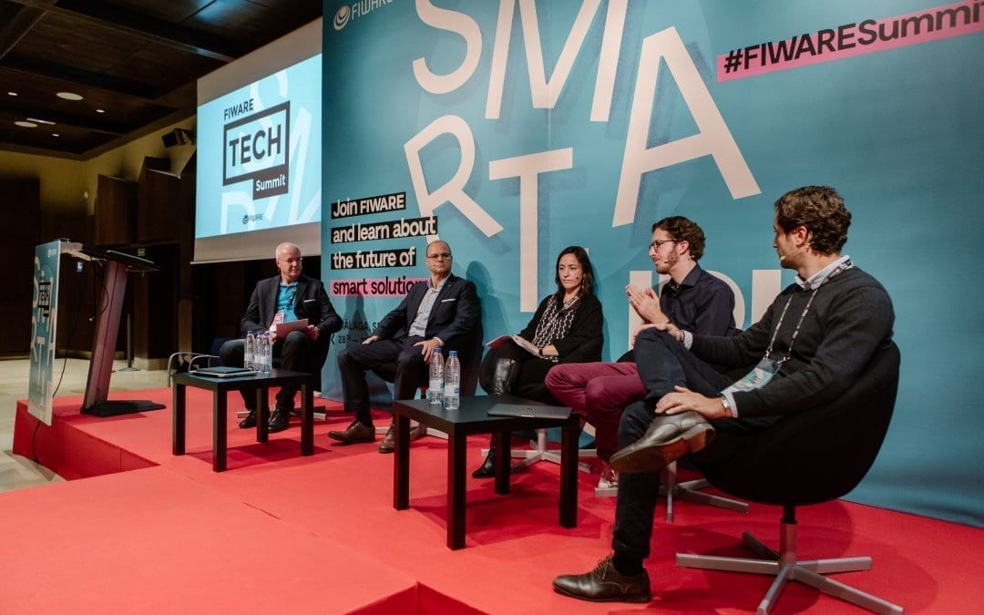 Relive the Best Moments of the FIWARE Tech Summit 2017