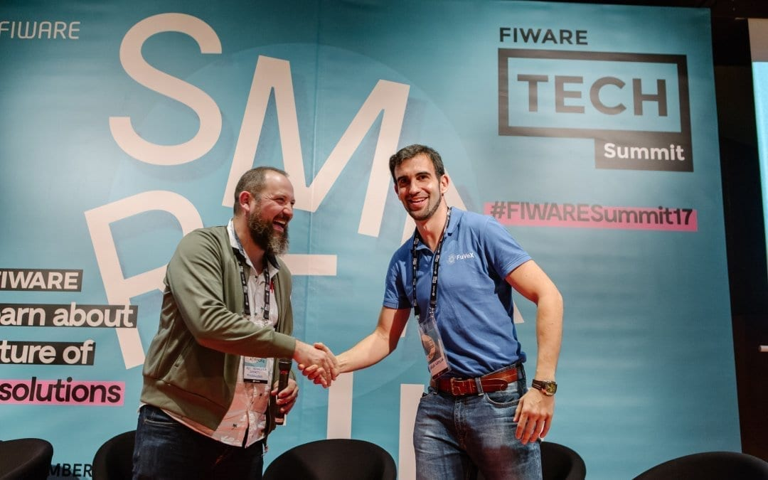 Thank You For Coming to the FIWARE Tech Summit and See You in Porto!