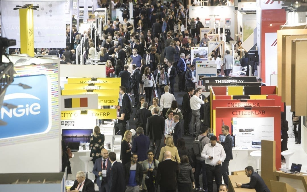 IoTSWC '18 – Meet Our Six Powered-By-FIWARE Exhibitors