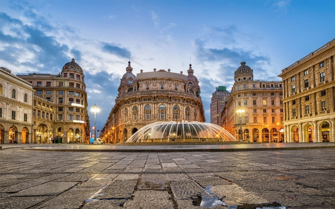 Genoa, The World Capital of Open Source Software, Will Host the Global FIWARE Summit 2019 from May 21 to 22
