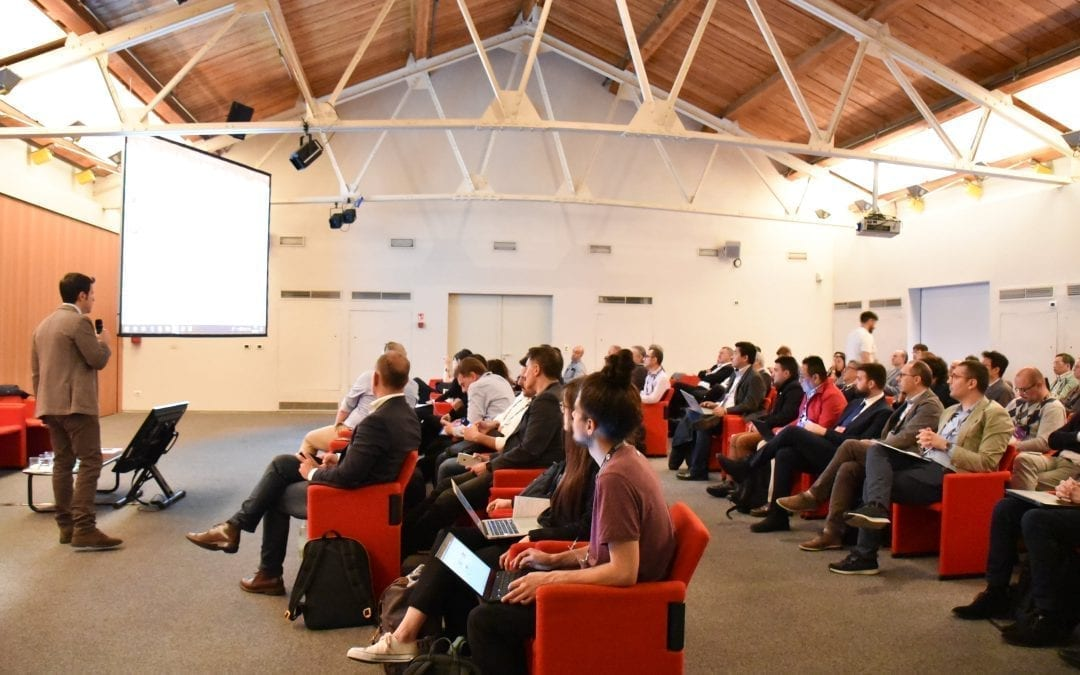 The FIWARE Global Summit 2019, held for the first time in Italy, ended with success in Genoa
