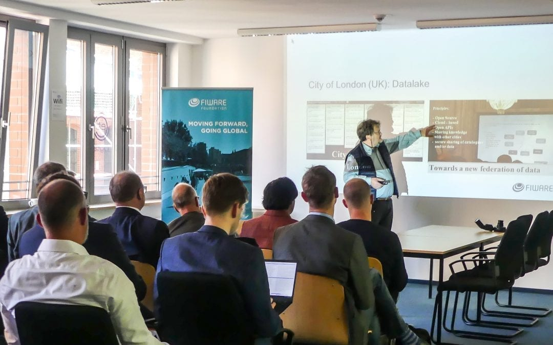 The FIWARE Foundation Welcomes 10 New Members at its Berlin Reception