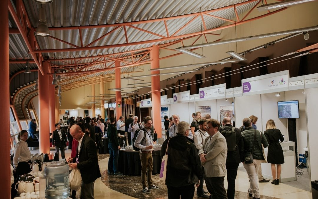 Meet Our Exhibitors at the FIWARE Global Summit