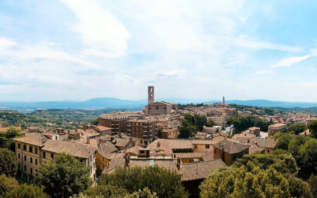 A Great Example of Applied Smart City Innovation in EU is the City of Perugia