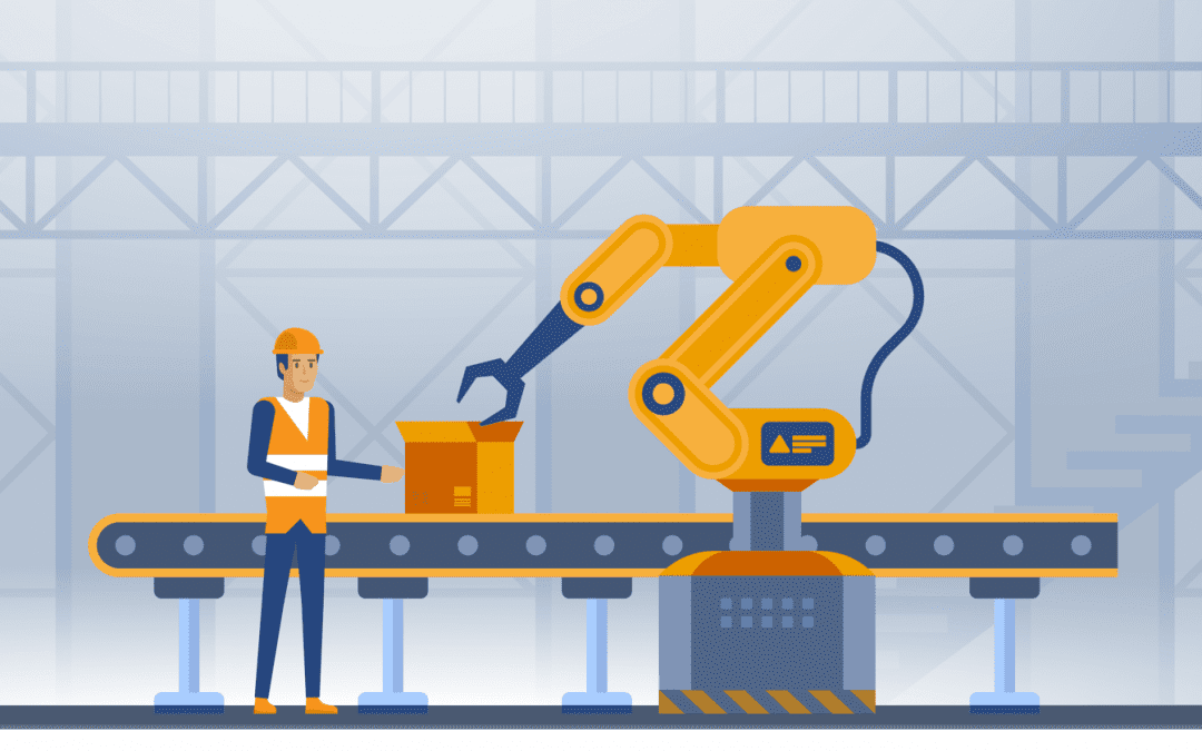 Integrating Robotic Systems for Agile Manufacturing Using FIWARE